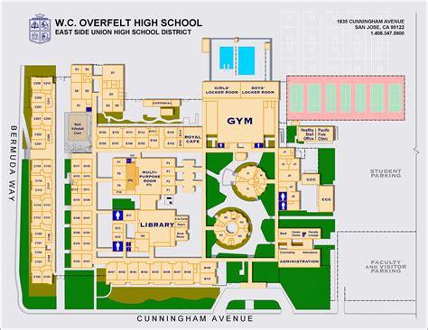 san jose high school directions esuhsd william c overfelt high school school info