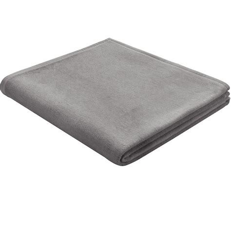 Wohndecke Baumwolle Grau by Graue Wolldecke Cotton Www Wunschbettw 228 Sche De