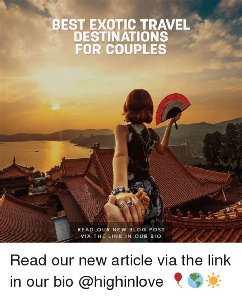 Vacation Destinations For Couples Best Travel Destinations For Couples Read Our New