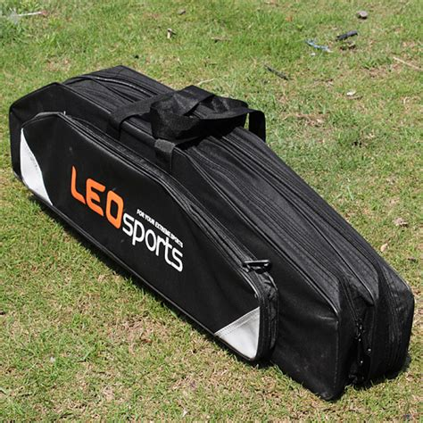 Leo Layer Fishing Rod Bag buy fishing rod pole bag storage boxes 3 layers holder tackles bazaargadgets
