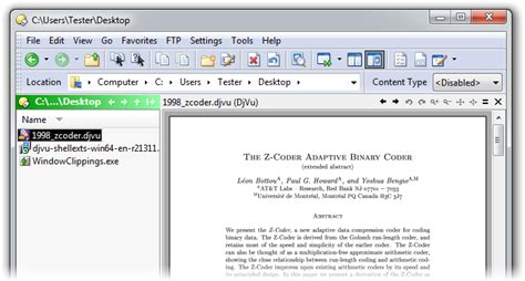Format Djvu File | download free open file format djvu software fakefilecloud