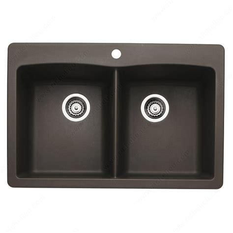 Buy Blanco Sinks by Blanco Sink 2 Richelieu Hardware