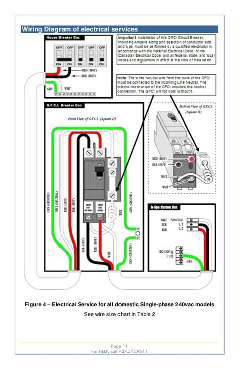 tub gfci wiring diagram 27 wiring diagram images
