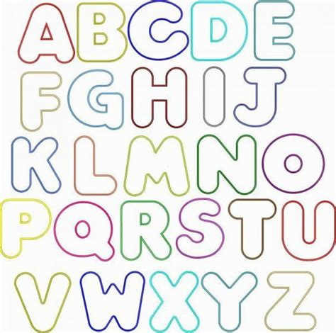 printable alphabet letters for quilting resultado de imagen para bubble fonts quilting