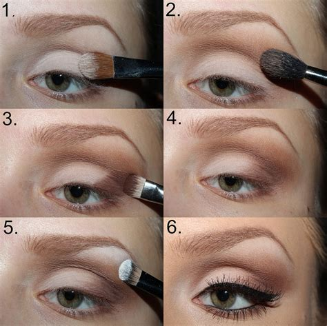 eyeshadow tutorial lorac ella margitte neutral matte smokey eye tutorial using the