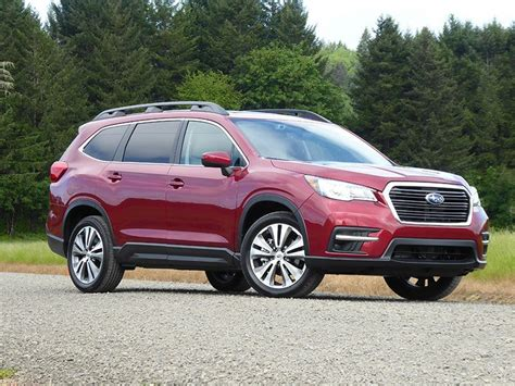 2019 Subaru Ascent Towing Capacity by 2019 Subaru Ascent Towing Subaru Review Release