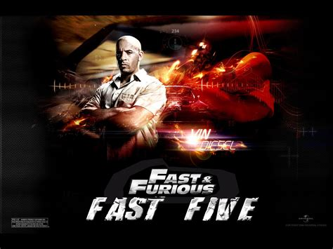 fast furious fast furious 5 confirmed titled plot details revealed