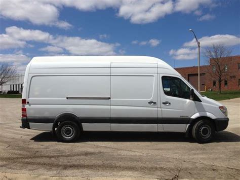 2007 Dodge Sprinter by Sell Used 2007 Dodge Sprinter High Roof In Chicago