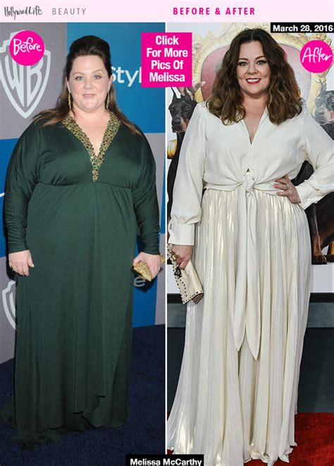 melissa mccarthy wows after 50 pound weight loss on low melissa mccarthy diet the weight loss secret that helped