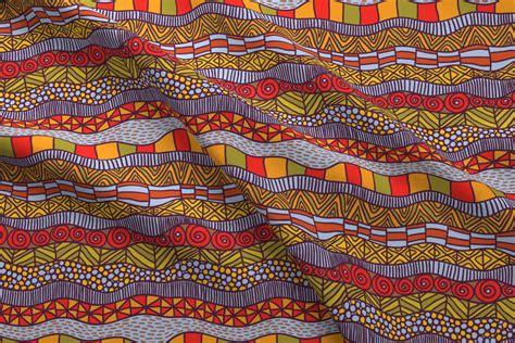 ethnic pattern fabric ethnic pattern fabric apolinarias spoonflower