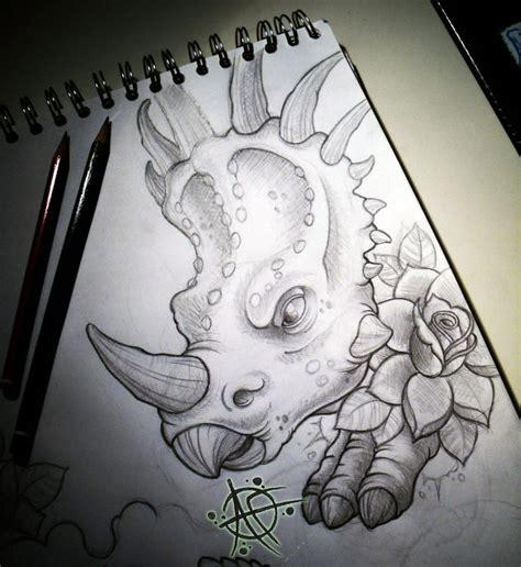 dinosaur tattoo designs dinosaur design 2 by frosttatto tattoos