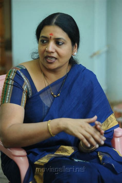 actress jeevitha picture 412425 telugu actress jeevitha rajasekhar saree