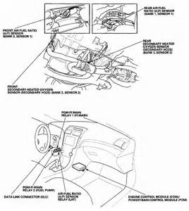 2005 acura tl i need to replace bank 1 oxygen sensor