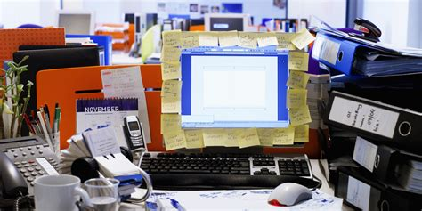 Disorganized Desk by Are You Disorganized Huffpost