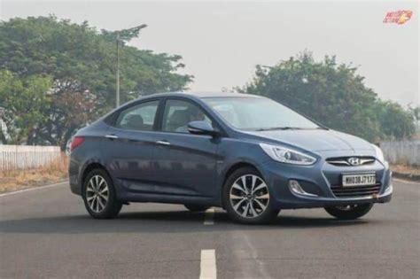 hyundai verna auto reliability report motoroctane