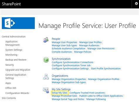 url host change my site host url in user profile service