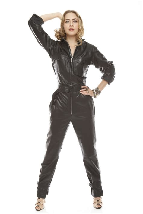 Bj 7899 Black Halter Jumpsuit leather jumpsuit www imgkid the image kid has it