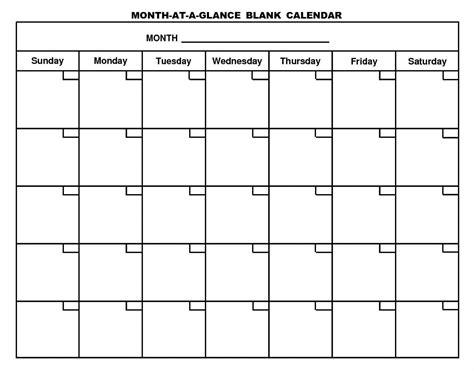 blank calendar template google docs calendar