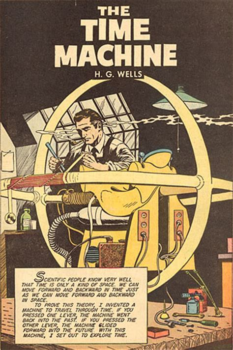best hg books lions and book review the time machine by h g