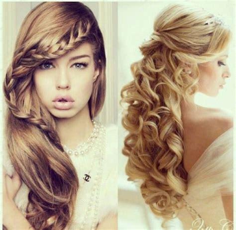 30 beautiful prom hairstyles ideas beauty pinterest
