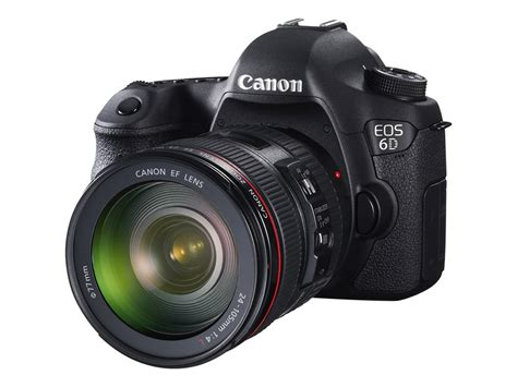 eos 6d dslr canon 6d frame dslr announcement