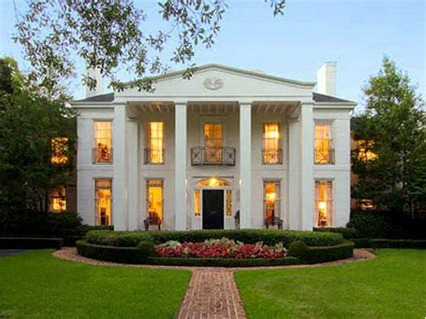 plantation style houses plantation style house plans harbine plantation home plan