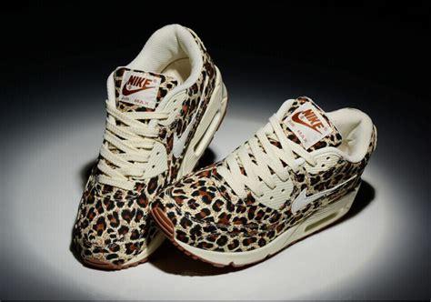 2016 sale nike air max 90 s leopard print shoes