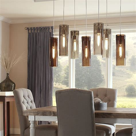 gorgeous pendant lighting for dining room dining room
