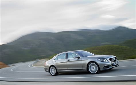Mercedes S Class 2014 by Mercedes S Class 2014 Widescreen Car Pictures