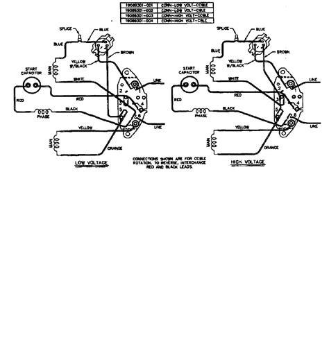 7 wire motor wiring diagram daton 115 get free image