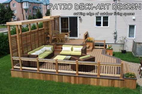 patio deck designs 174 trex contemporary porch