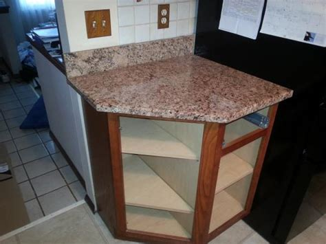 Can You Recut Granite Countertops by Best Laid Plans Doityourself Community Forums