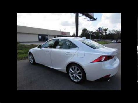 lexus white pearl 2016 lexus is eminent white pearl