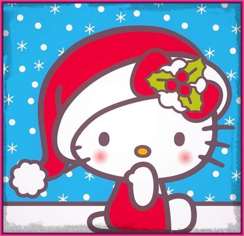 imagenes de navidad kitty feliz navidad de hello kitty archivos imagenes de hello