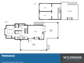 Townsend Park Model Cottage At Exclusive Tiny Living Park Cabin Floor Plans
