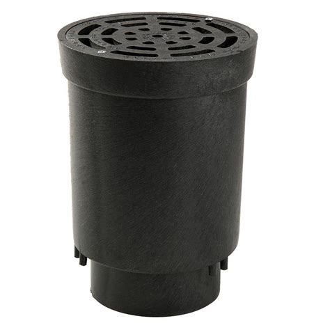nds flo well 6 in x 4 in surface drain inlet fwsd69
