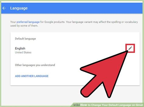 gmail reset language how to change your default language on gmail 15 steps
