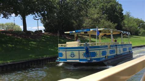boat ride disney springs d v c ferry boat ride to disney s saratoga springs