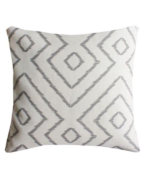 grey diamond pattern yellow mackenzie childs chartreuse mosaic pillow