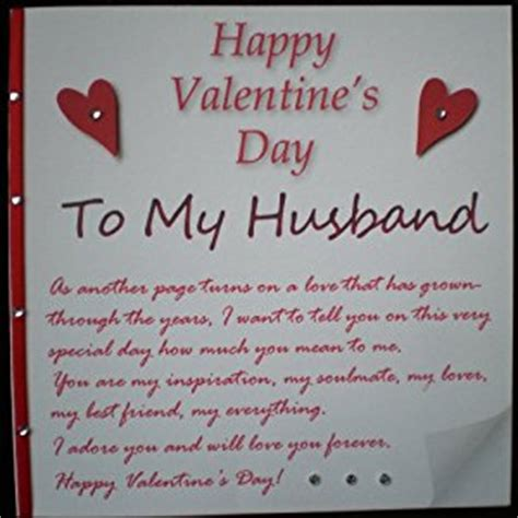 happy valentines day to hubby happy s day card a letter to my husband