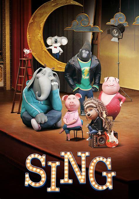 sing it tv series 2016 sing movie fanart fanart tv
