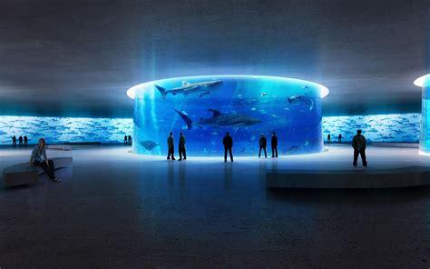 Aquarium Design New York | could an underwater aquarium be coming to new york city
