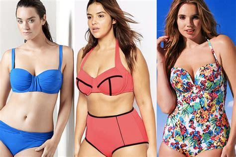 costumi da bagno curvy costumi da bagno curvy i modelli plus size per l estate