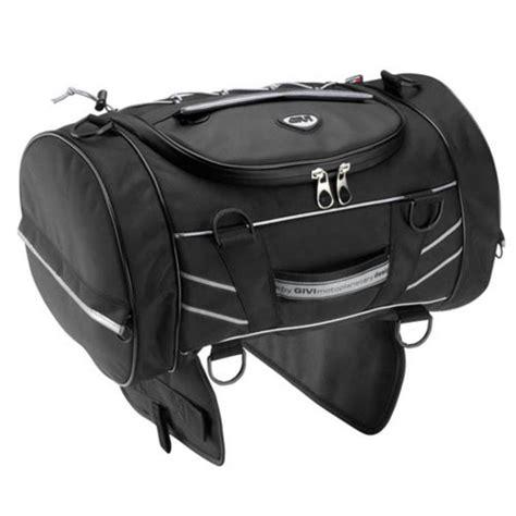 Tas Motor Givi givi silver range roll seat bag t477 tailpacks