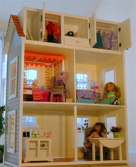 american dolls houses 18 inch doll house myideasbedroom com