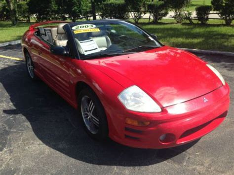 mitsubishi convertible 2003 mitsubishi eclipse convertible 2003 imgkid com the