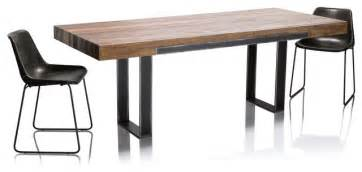 wayfair dining table industrial tables coco republic kitchen style chic decor furniture