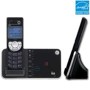 Ge 28118fe1 Ultra Slim Dect 6 0 Phone User Manual