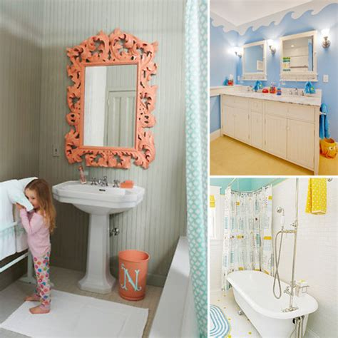 ideas for kids bathroom girls bathroom decorating ideas home decorators collection
