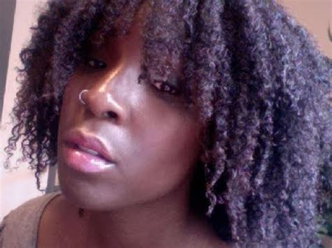 wash and go natural hair 4a 4b hair pinterest natural hair wash go using tightly curly method